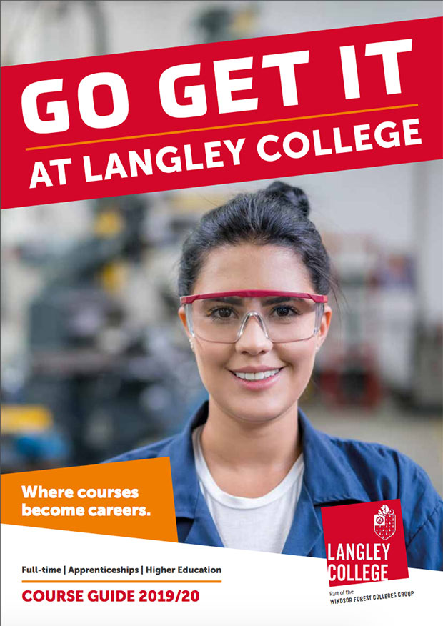 Langley College Course Guide 2019-20