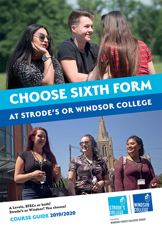 Strodes and Windsor 6th Form 2019-20