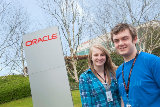 Oracle studentsweb