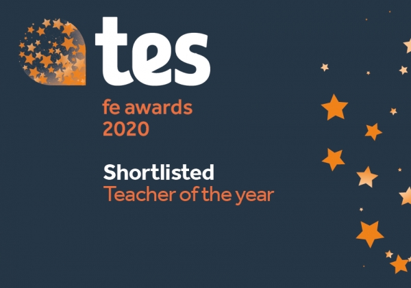 The Windsor Forest Colleges Group Shortlisted at the Tes FE Awards 2020