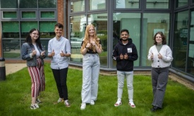 Outstanding Results in A Levels and BTECs