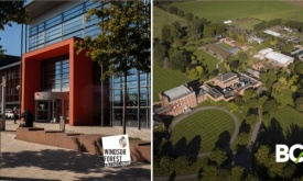Governors announce plans for a merger between The Windsor Forest Colleges Group and Berkshire College of Agriculture.